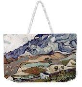 Van Gogh: Landscape, 1890 Weekender Tote Bag