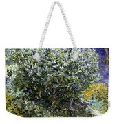 Van Gogh: Lilacs, 19th C Weekender Tote Bag