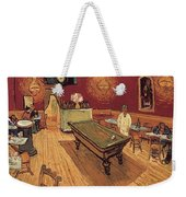 Van Gogh Night Cafe 1888 Weekender Tote Bag
