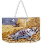 Van Gogh: Noon Nap, 1889-90 Weekender Tote Bag