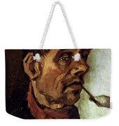Van Gogh: Peasant, 1884 Weekender Tote Bag