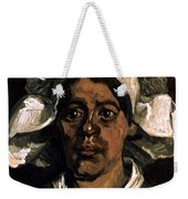 Van Gogh: Peasant, 19th C Weekender Tote Bag