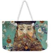Van Gogh: Postman, 1889 Weekender Tote Bag