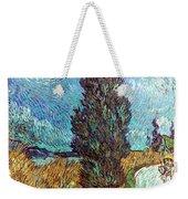 Van Gogh: Road, 1890 Weekender Tote Bag