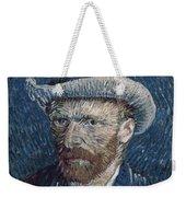 Van Gogh: Self-portrait Weekender Tote Bag
