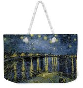 Van Gogh, Starry Night Weekender Tote Bag