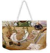Van Gogh: Still Life, 1889 Weekender Tote Bag