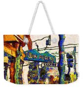 Van Gogh Takes A Wrong Turn And Discovers The Castro In San Francisco . 7d7547 Weekender Tote Bag