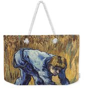 Van Gogh: The Reaper, 1889 Weekender Tote Bag