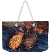 Van Gogh: The Shoes, 1887 Weekender Tote Bag