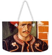 Van Gogh: The Zouave, 1888 Weekender Tote Bag