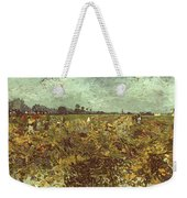 Van Gogh: Vineyard, 1888 Weekender Tote Bag