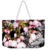 Vancouver Cherry Blossoms Weekender Tote Bag