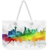 Vancouver Skyline Mmr-cabcva05 Weekender Tote Bag