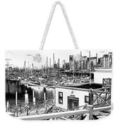 Vancouver Waterfront Weekender Tote Bag