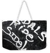 Vandals Ride Sideways Weekender Tote Bag
