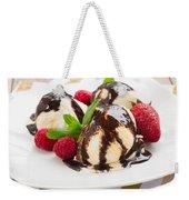 Vanilla Icecream Weekender Tote Bag