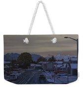 Vanilla Sky Weekender Tote Bag