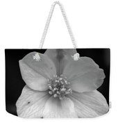 Vanishing Beauty 3 Weekender Tote Bag