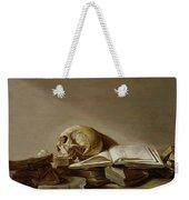 Vanitas Weekender Tote Bag