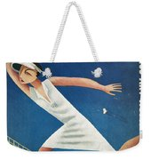 Vanity Fair, 1932 Weekender Tote Bag