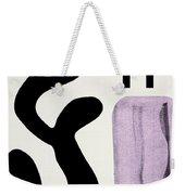 Variation Matisse Pink Weekender Tote Bag