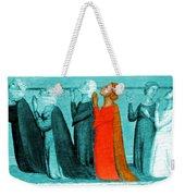 Variation On An Alterpiece Weekender Tote Bag