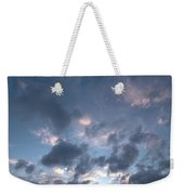 Variations Of Sunsets At Gulf Of Bothnia 5 Weekender Tote Bag