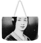 Varina Howell Davis (1826-1906) Weekender Tote Bag