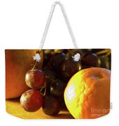 Various Fruit Weekender Tote Bag