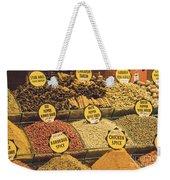 Various Spices Weekender Tote Bag