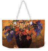 Vase Of Flowers 1896 Weekender Tote Bag