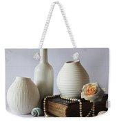 Vases Weekender Tote Bag