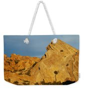 Vasquez Rocks State Park, Sunset Weekender Tote Bag