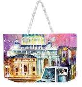 Vatican Authentic Weekender Tote Bag