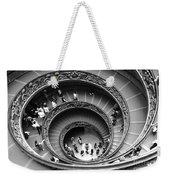 Vatican Bw Weekender Tote Bag by Stefano Senise