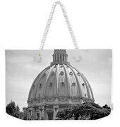 Vatican City Dome Weekender Tote Bag