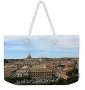 Vatican In Spring Weekender Tote Bag