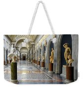 Vatican Museums Interiors Weekender Tote Bag by Stefano Senise