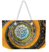 Vatican Staircase Looking Up Weekender Tote Bag