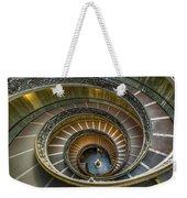 Vatican Staircase Weekender Tote Bag