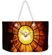 Vatican Window Weekender Tote Bag