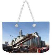 Vauxhall Station Weekender Tote Bag