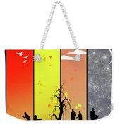 Vector Weekender Tote Bag