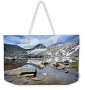 Vee Lake - Sierra Weekender Tote Bag