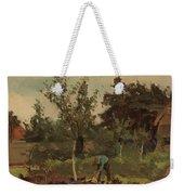 Vegetable, Willem Witsen, 1885 - 1922 Weekender Tote Bag