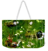 Vegetables Plant For Urban Life 1 Weekender Tote Bag