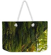 Vegetal Roof Weekender Tote Bag