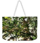 Vegetation Takeover Weekender Tote Bag