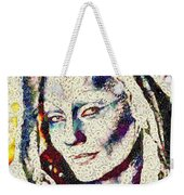Vegged Out She Weekender Tote Bag